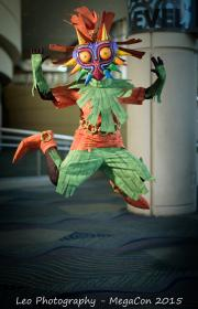 Skull Kid from Legend of Zelda: Majora's Mask by Sillywhims