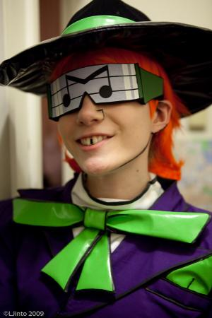 The Music Meister from Batman: The Brave and The Bold