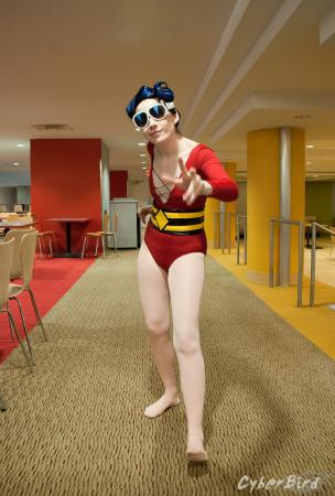 Plastic Man from Batman: The Brave and The Bold