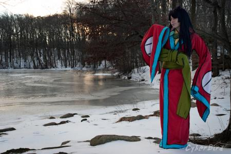 Princess Fuse from Okami worn by Sillywhims