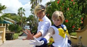 Sailor Uranus from Sailor Moon S worn by Sillywhims