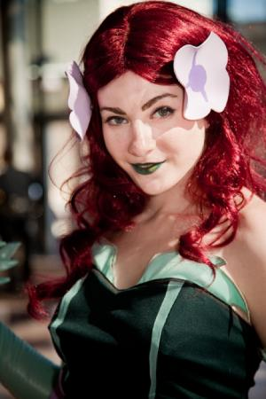 Poison Ivy from Batman: The Brave and The Bold worn by TwiliteSea