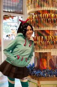 Vanellope Von Schweetz from Wreck-It Ralph worn by TwiliteSea