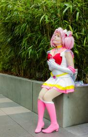 Super Sailor Chibi Moon from Sailor Moon Super S by Sillywhims