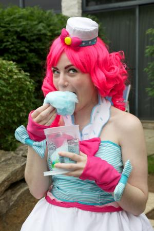 Pinkie Pie from My Little Pony Friendship is Magic worn by Sillywhims