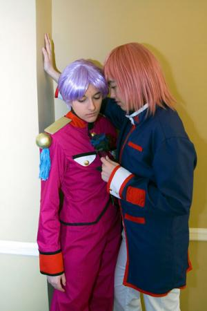Mamiya Chida from Revolutionary Girl Utena worn by CyberBird