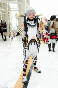 Haseo from .hack//GU by CyberBird