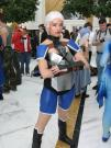 Impa from Legend of Zelda: Ocarina of Time worn by CyberBird
