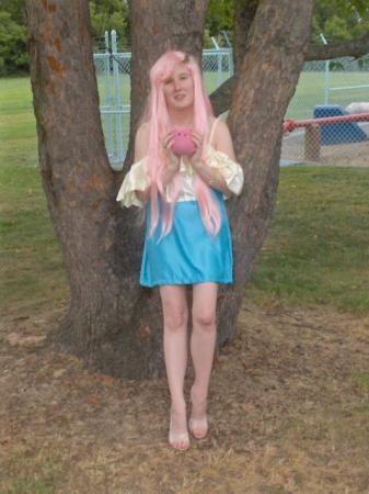 Lacus Clyne from Mobile Suit Gundam Seed Destiny worn by Noel