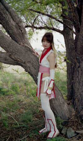 Kasumi from Dead or Alive Ultimate worn by Kirschwasser