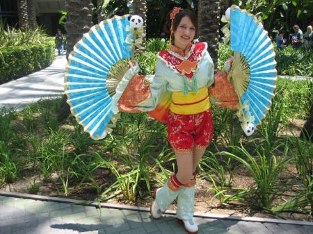 Xiao Qiao from Dynasty Warriors 4