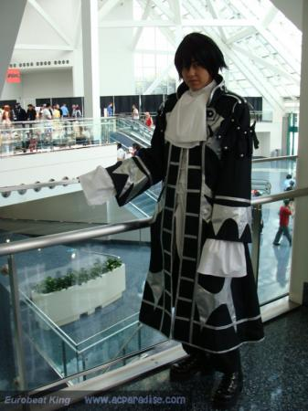 Lelouch Lamperouge from Code Geass worn by Eve