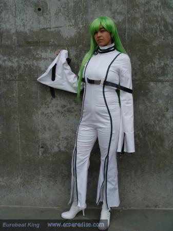 C.C. from Code Geass worn by Eve