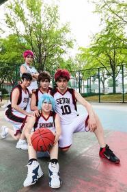 Hyuuga Junpei from Kuroko's Basketball