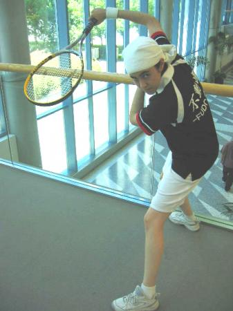 Ishida Tetsu from Prince of Tennis worn by Eve