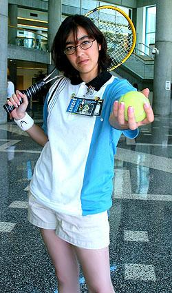 Oshitari Yuushi from Prince of Tennis worn by Eve