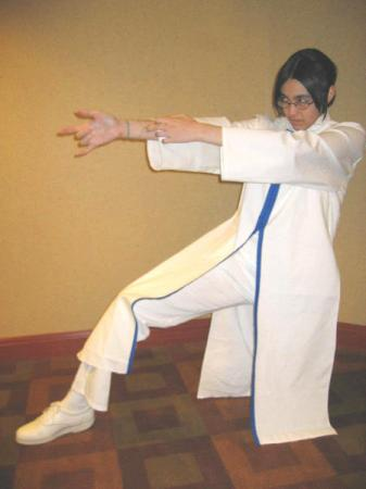 Ishida Uryuu from Bleach worn by Eve