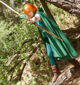 Archer (Robin Hood) from Fate/Extra worn by Eve