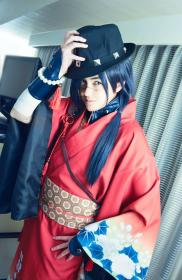 Koujaku from DRAMAtical Murder