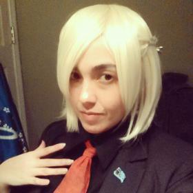 Akira Mado from Tokyo Ghoul worn by Eve