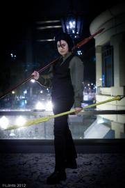 Diarmuid Ua Duibhne (Lancer) from Fate/Zero worn by Eve
