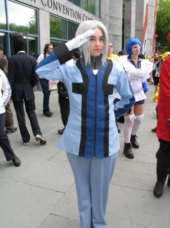 Descartes Shaman from Mobile Suit Gundam 00 worn by Eve