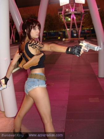 Revy from Black Lagoon (Worn by Katie)