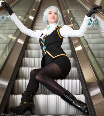 Franziska Von Karma from Phoenix Wright: Justice for All worn by Katie