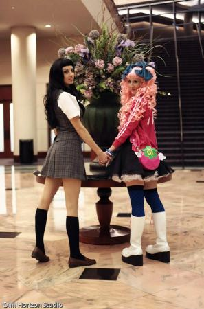 Yukari / Caroline from Paradise Kiss worn by Katie