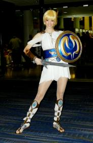 Sophitia Alexandra from Soul Calibur 4 worn by Katie