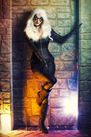 Black Cat from Marvel Comics
