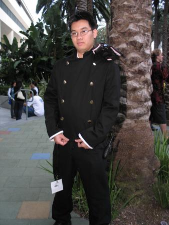 Watanuki Kimihiro from xxxHoLic worn by Usagi Auron