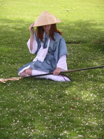 Anubis / Shuten Douji from Ronin Warriors