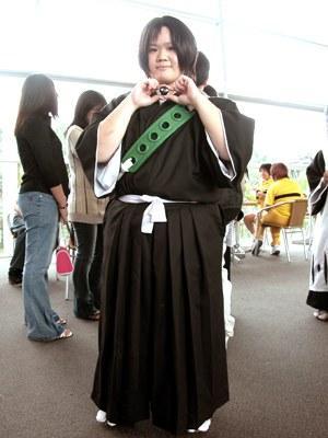 Hanatarou Yamada from Bleach