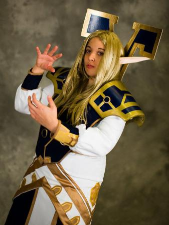Priest from World of Warcraft worn by Kokuu