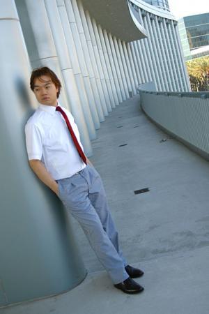 Sano Izumi from Hana kimi worn by ZiggyB