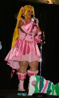 Nanami Luchia from Mermaid Melody Pichi Pichi Pitch