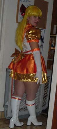 Eternal Sailor Venus from Sailor Moon Sailor Stars worn by kimiko_desu