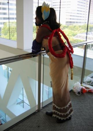 Dona from Final Fantasy X