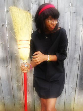 Kiki from Kiki's Delivery Service worn by Resha