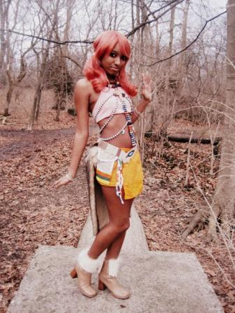 Oerba Dia Vanille from Final Fantasy XIII worn by Resha