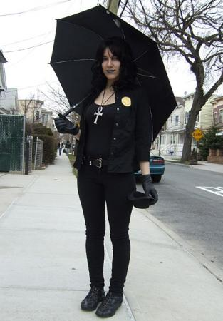 Death from Sandman worn by s0nified