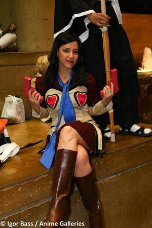 Maya Amano from Persona 2