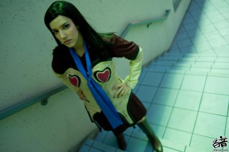 Maya Amano from Persona 2 worn by s0nified
