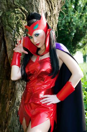 Catra from She-Ra Princess of Power worn by Giorgia