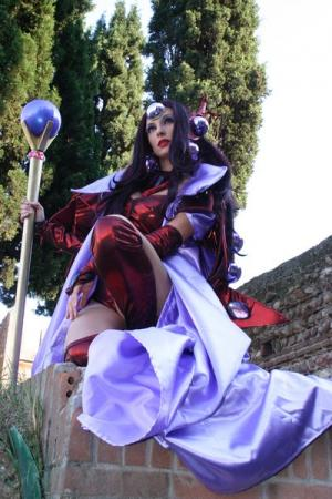 Alcyone from Magic Knights Rayearth worn by Giorgia