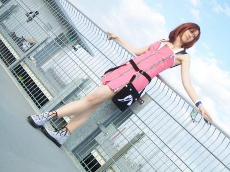 Kairi from Kingdom Hearts 2 worn by Kairi_Heartless