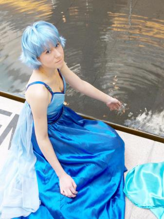 Princess Mercury from Sailor Moon worn by Kairi_Heartless