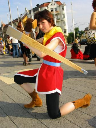 Riou from Suikoden II worn by Kairi_Heartless