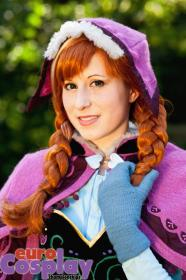 Anna from Frozen by Kairi_Heartless